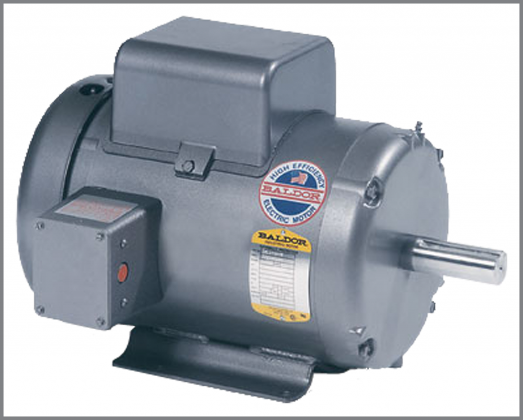 industrial motors and controls