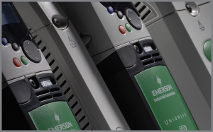 industrial drives and applications for brands like emerson